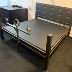 Buy Steel Bondage Bed online | Buy bdsm bondage bed | Buy bdsm furniture online | Buy bondage bed USA | BDSM Bed.